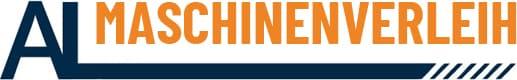 AL Maschinenverleih - Logo